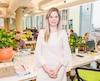 Audrey Bernard, fondatrice d'une entreprise spécialisée dans les solutions olfactives, dans ses bureaux de Montréal.