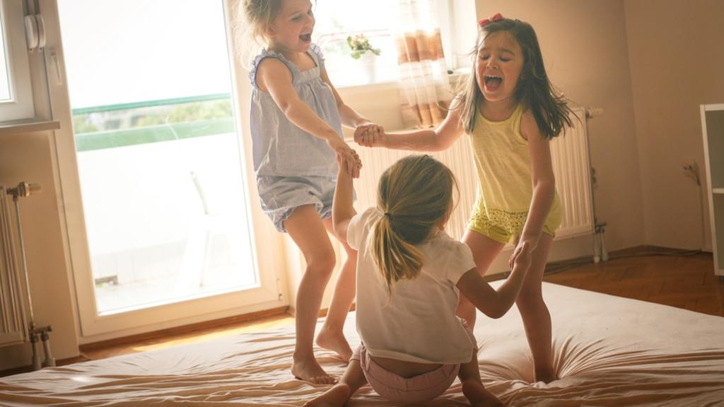 5 conseils pour faire bouger vos enfants