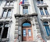 La façade du 429, avenue Viger Est, à Montréal, est classée patrimoniale par la Ville de Montréal.