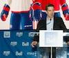 Le président de la Place Bell, Vincent Lucier, a fait ses classes dans l'organisation du Canadien.