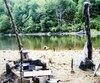 Lors d'un séjour de camping dans les Laurentides en 2010, James Sartor a utilisé une sciotte et une bouteille d'Amaretto pour s'en prendre à la victime de 32 ans.