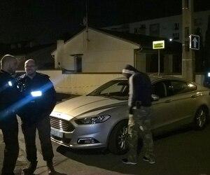 Des policiers ont perquisitionné la résidence du suspect à Chelles.