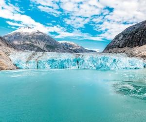Le glacier Dawes.