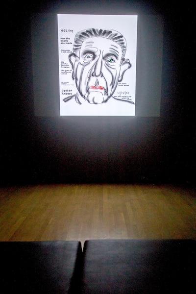 Leonard Cohen, 2003 à 2016<br /> «S'il n'y avait aucune peinture au monde, les miennes seraient très importantes…»