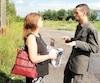 Les copropriétaires de G&B Maternité, Marie Lavigne et Antoine Chouinard-Lavigne, discutent des conséquences qu'a eues la campagne de salissage sur les réseaux sociaux, au sujet du manchon d'allaitement.