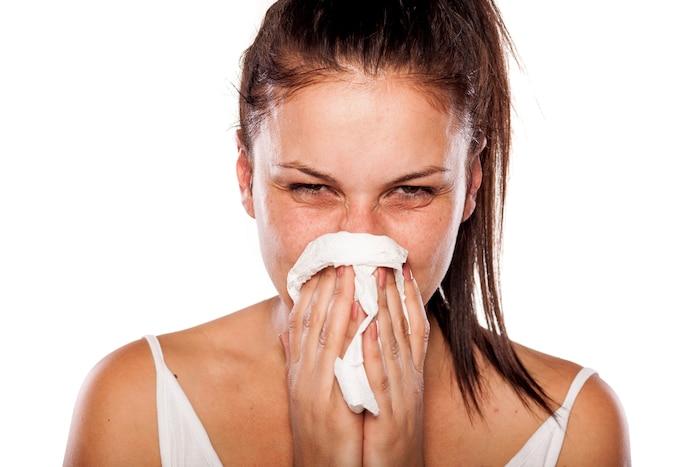 Bloc rhume maladie