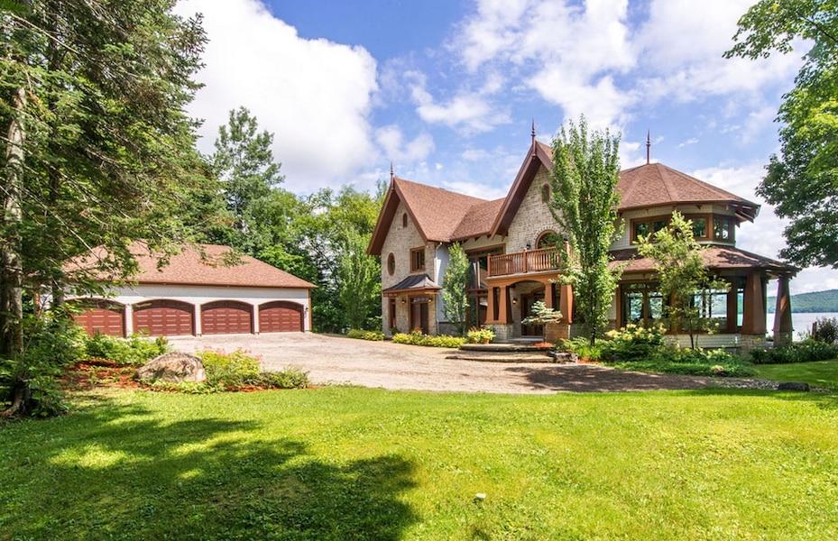 Les 5 maisons les plus ch res vendre dans la r gion de qu bec jdm - Neuvaine st joseph pour vendre sa maison ...