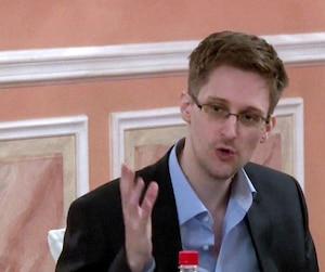 Edward Snowden, lanceur d'alerte