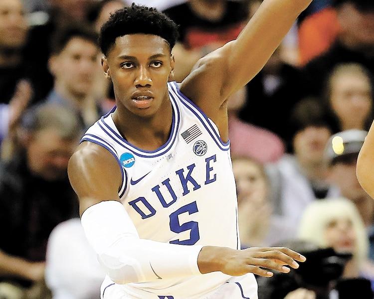 Repêchage De La NBA: L'attente Achève