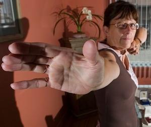 Lucille Goyette a marqué l'histoire du tir à l'arc au Québec, elle qui a pris le cinquième rang aux Jeux de Montréal en 1976.