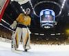 Pekka Rinne a changé son état d'esprit en changeant d'équipement.
