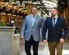 En plus de confirmer l'achat du centre commercial, les frères William et Jonathan Trudel, de Trudel Alliance, ont confirmé jeudi matin leur volonté de prendre le pouls du public sur l'avenir de Fleur de Lys.