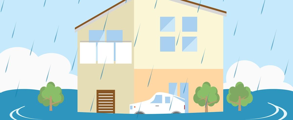 acheter appartement zone inondable