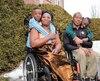 Beatrice Ouedraogo et Nambia Basile Soulama ont deux enfants, David et Kamel Elias.
