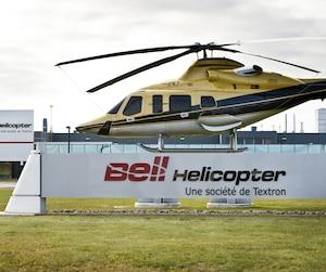 facade Bell Helicoptère