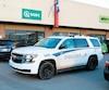 Un véhicule de la police de Québec a été aperçu hier près d'une succursale de la SQDC dans la ville de Québec. Dans la nuit de dimanche à lundi, le corps de police a procédé à l'arrestation d'un individu pour possession de cannabis illicite.