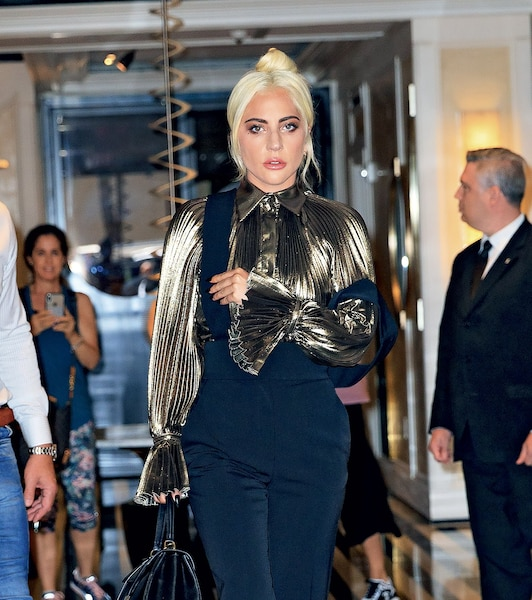 Image principale de l'article Un nouveau rôle au cinéma pour Lady Gaga?