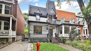 Une maison d'Outremont à vendre pour 1 579 000$