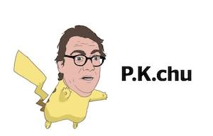 Et si les chefs de partis étaient des Pokémons?