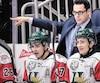 Éric Veilleux et les Mooseheads d'Halifax n'ont pas connu la victoire face aux Remparts, cette saison. Ils ont été défaits à deux reprises, dont un revers de 6 à 2 à Québec en début de saison.