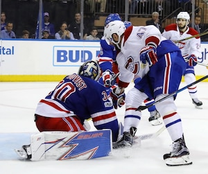 SPO-HKO-HKN-MONTREAL-CANADIENS-V-NEW-YORK-RANGERS---GAME-THREE