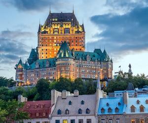 Bloc La ville de Québec