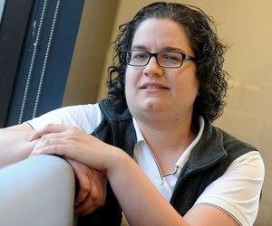 Josée Parent Bellevance a été traitée pour un cancer de l'endomètre, la muqueuse qui recouvre la paroi interne de l'utérus.