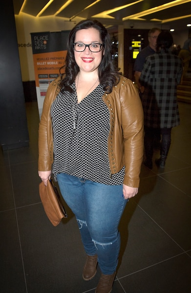 Joanie Roussel, ancienne candidate de La Voix