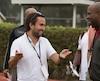 L'agent Sasha Ghavami a discuté avec plusieurs recruteurs cette semaine, dont un des Bucaneers de Tampa Bay.