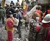 Le gouvernement du Québec était toujours sans nouvelle mercredi de trois jeunes Québécois qui se trouvaient en stage au Mexique lorsque le pays a été frappé par un puissant séisme.