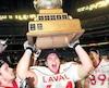 Depuis 1999, le Rouge et Or de l'université Laval est l'équipe à battre au football universitaire canadien.