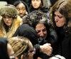Les proches de la jeune victime de 17ans ont été touchés par les innombrables témoignages d'affection reçus de la part des centaines de personnes présentes mercredi pour honorer la mémoire de l'ado poignardé dans un boisé de L'Île-des-Sœurs.