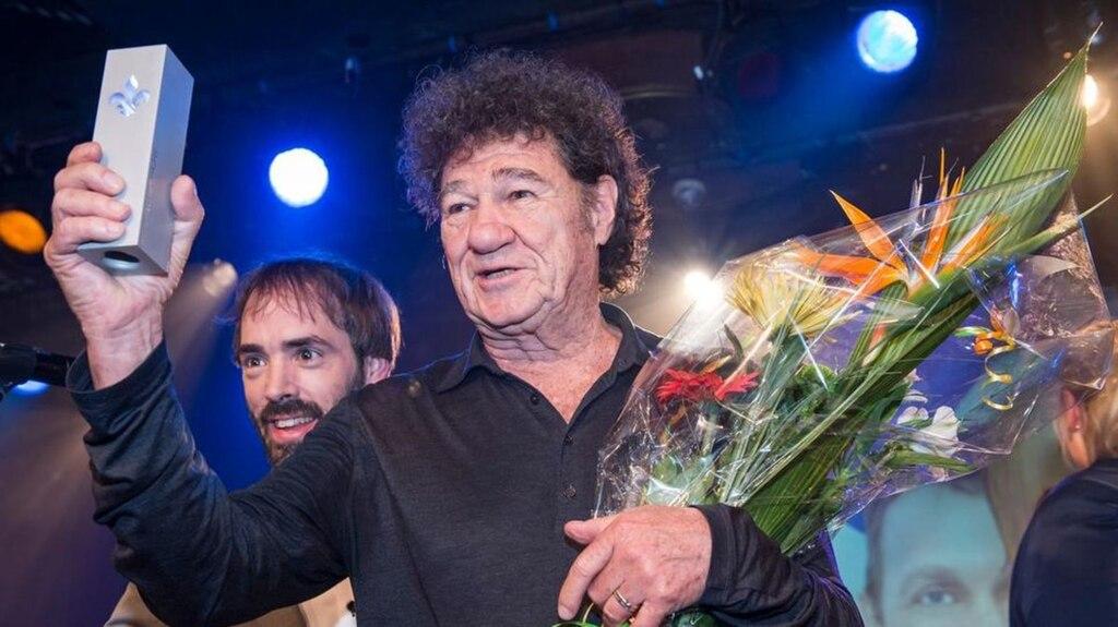 Le prix Artisan décerné à Robert Charlebois
