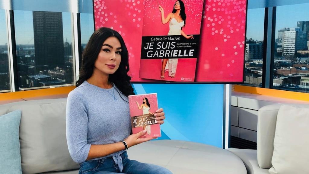 Entrevue avec Gabrielle Marion, trans et auteure de Je suis Gabrielle