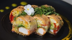 Image principale de l'article Un nouveau resto de sushis véganes dans le Vieux