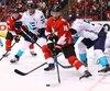 Même si le Canada a remporté le premier match de la finale de la Coupe du monde, mardi, tout le monde soulevait les erreurs commises par cette équipe, preuve que ses standards sont plus élevés que pour les autres