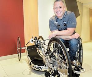Jimmy Pelletier, Paracycliste