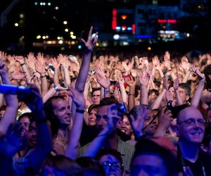 Pour le moment, les spectateurs peuvent s'attendre à voir plus d'hommes que de femmes en spectacle lors des festivals.