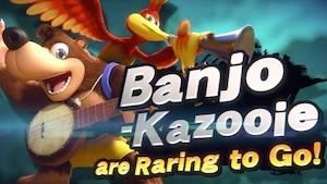 Banjo-Kazooie dans Super Smash Bros. Ultimate!