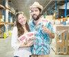 Marie-Josée Richer et Alon Farber, les fondateurs de Prana Biovegan, s'apprêtent à faire connaître leurs produits au reste de la planète.