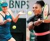 Maria Sharapova et Serena Williams s'affronteront aujourd'hui au quatrième tour du tournoi de Roland-Garros.