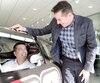 Le pilote québécois Marc-Antoine Camirand et Jean-Claude Paillé entendent former une combinaison redoutable l'an prochain dans la série de stock-car NASCAR Pinty's.
