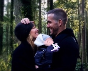Image principale de l'article Ryan Reynolds partage une première photo
