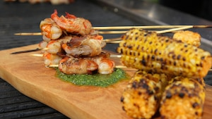 Crevettes style « Cajun »