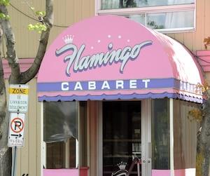 Le bar de danseuses Le Flamingo Cabaret de Saint-Hyacinthe.