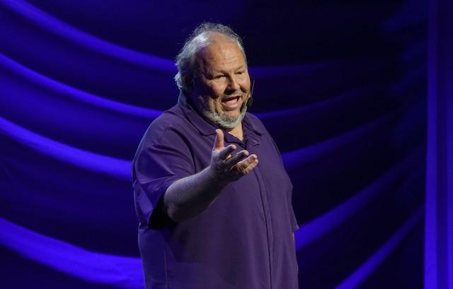 Jean-Marc Parent était en spectacle au Théâtre Maisonneuve, mercredi.