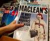 L'incorrigible magazine Maclean's...