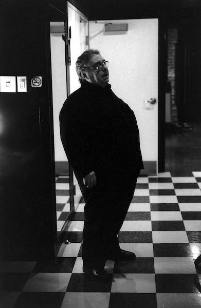 Le père machin -Le comédien Paul Buissonneau est décédé dans la nuit de dimanche, à l'âge de 87 ans.