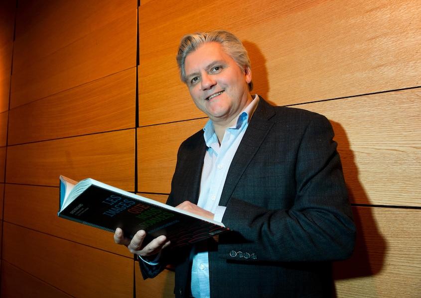 Richard Martineau quitte les matins de LCN pour des raisons personnelles