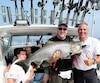 Une autre belle prise pour Gilles Dubois de Thetford Mines, un saumon chinook de plus de 20livres.